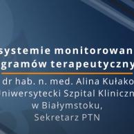 Wywiad z prof. Alina Kułakowską